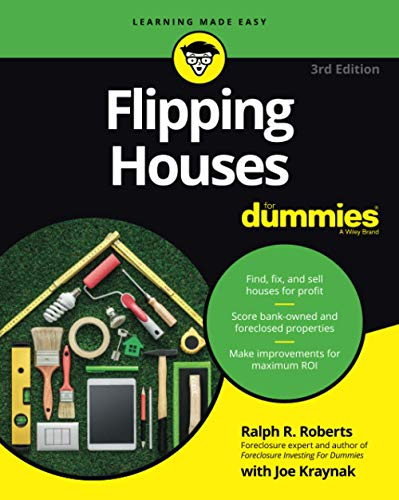 9781119363071: Flipping Houses For Dummies (For Dummies (Lifestyle))