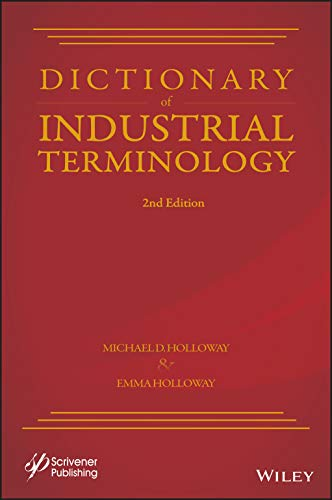 9781119363446: Dictionary of Industrial Terms