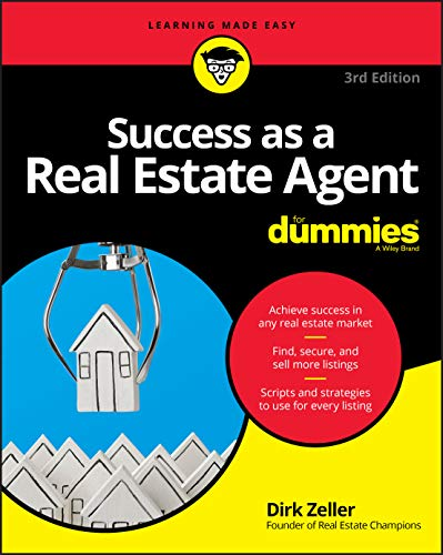 9781119371830: Success as a Real Estate Agent For Dummies, 3rd Edition (For Dummies (Business & Personal Finance))