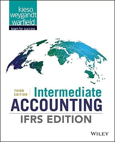 9781119372936: Intermediate Accounting: IFRS Edition