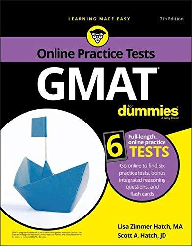9781119374145: GMAT For Dummies