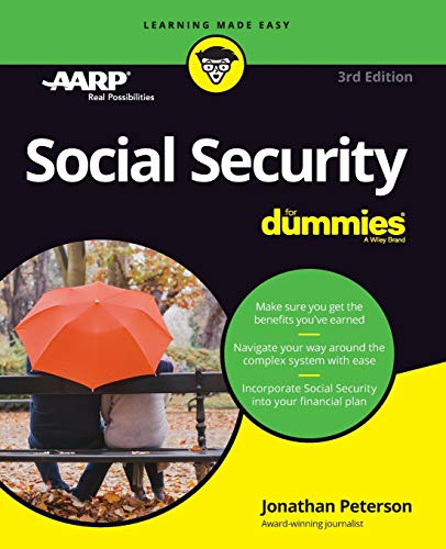 9781119375739: Social Security For Dummies