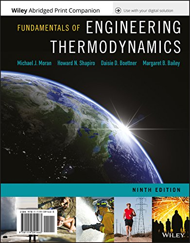 9781119391760: Fundamentals of Engineering Thermodynamics, 9e WileyPLUS + Loose-leaf
