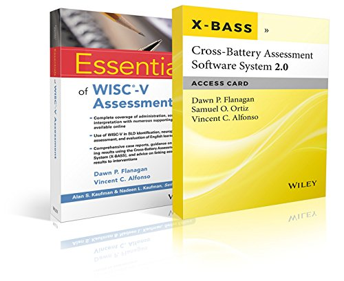 Essentials Wisc V Assessment by Dawn Flanagan Vincent Alfonso ...