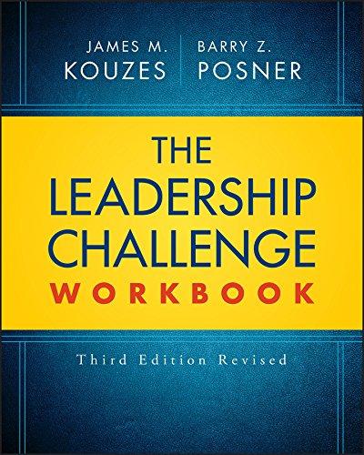 9781119397564: The Leadership Challenge Workbook (J-B Leadership Challenge: Kouzes/Posner)