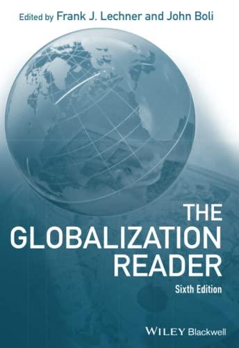 9781119409946: The Globalization Reader