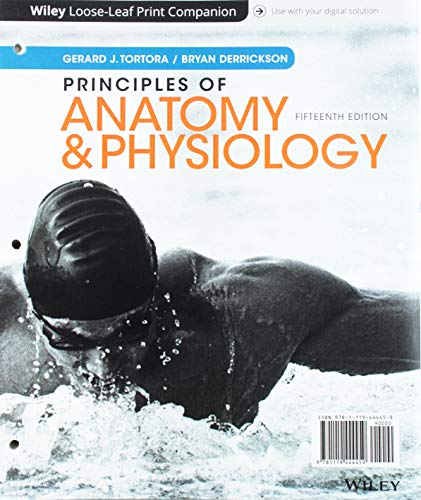 9781119447979: Principles of Anatomy & Physiology + Wiley E-Text