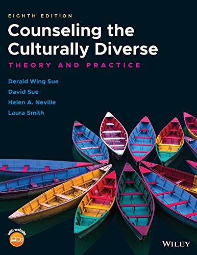 9781119448242: Counseling the Culturally Diverse: Theory and Practice