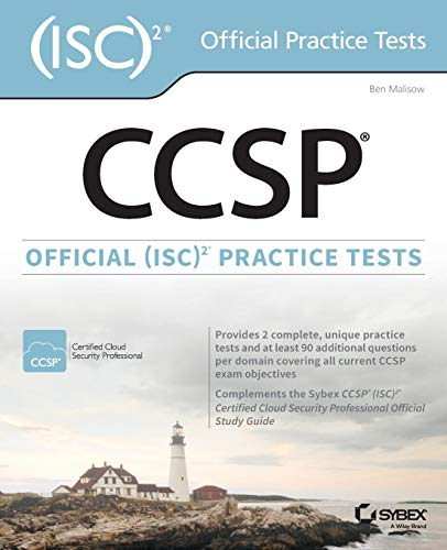 9781119449225: CCSP Official Practice Tests