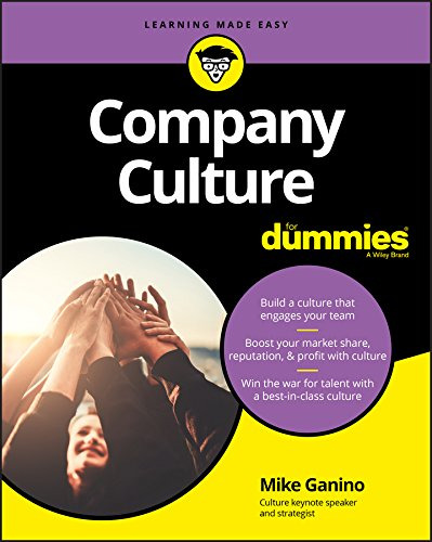 9781119457848: Company Culture For Dummies