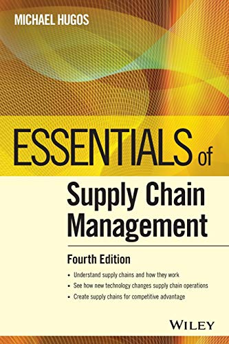 9781119461104: Essentials of Supply Chain Management (Essentials Series)