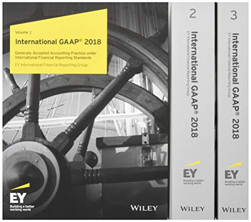 International Gaap 2018: Generally Accepted Accounting Practice: Ernst & Young