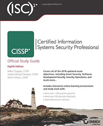 9781119475934: CISSP Certified Information Systems Security Professional Official