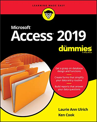 9781119513261: Access 2019 For Dummies