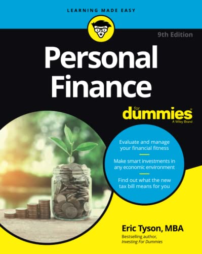 9781119517894: Personal Finance For Dummies