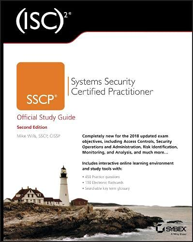 9781119542940: ISC 2 SSCP Systems Security Certified Practitioner