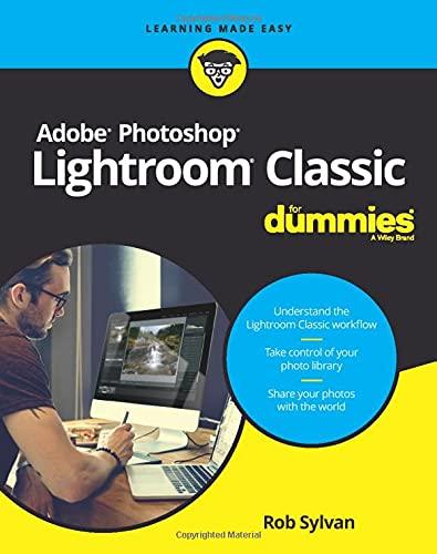 9781119544968: Adobe Photoshop Lightroom Classic For Dummies