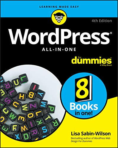 9781119553151: WordPress All-in-One For Dummies (For Dummies (Computer/Tech))
