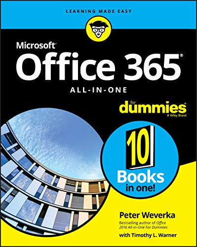 9781119576242: Office 365 All-in-One For Dummies (For Dummies (Computer/Tech))