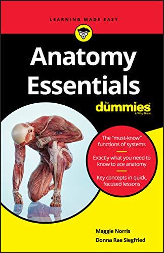 9781119590156: Anatomy Essentials For Dummies