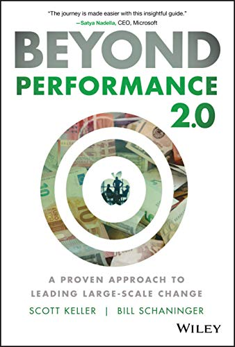 9781119596653: Beyond Performance 2.0: A Proven Approach to Leading Large-Scale Change