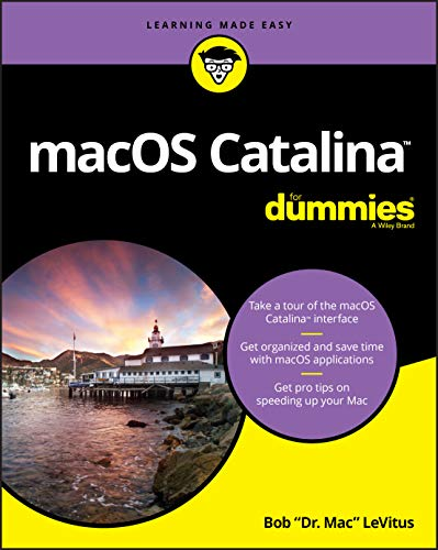 9781119607885: macOS Catalina For Dummies (For Dummies (Computer/Tech))