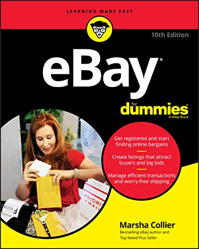 9781119617747: eBay For Dummies: (Updated for 2020) (For Dummies (Computer/Tech))