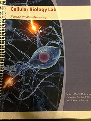 9781119914037: Cellular Biology Lab