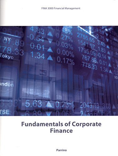 9781119916413: Fundamentals of Corporate Finance