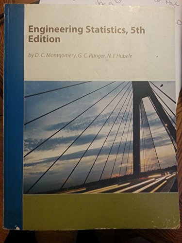 9781119928935: [Engineering Statistics: Student Solutions Manual] (By: Douglas C. Montgomery) [published: April, 2012]