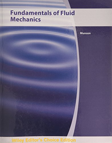 9781119939771: Fundamentals of Fluid Mechanics