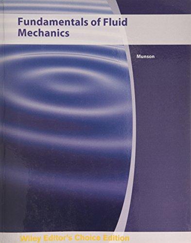 9781119939771: Fundamentals of Fluid Mechanics