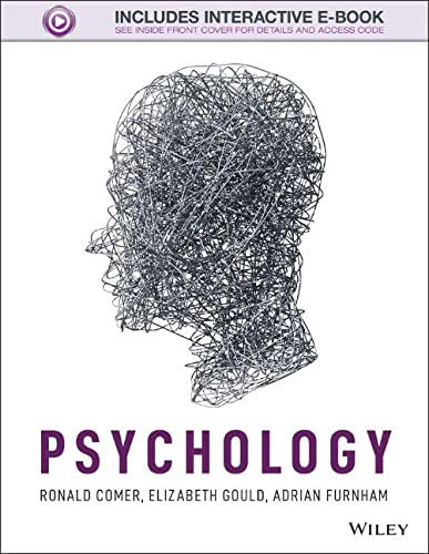 Psychology: Furnham, Adrian, Gould,
