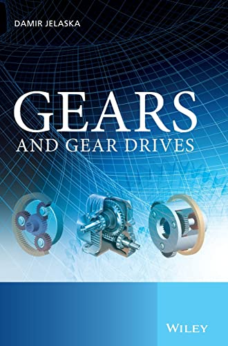 9781119941309: Gears and Gear Drives