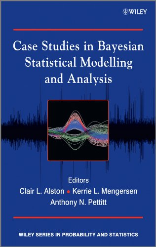 9781119941828: Case Studies in Bayesian Statistical Modelling and Analysis