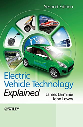 9781119942733: Electric Vehicle Technology Ex