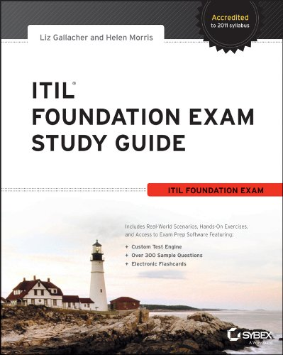 ITIL Foundation Exam Study Guide: Gallacher, Liz, Morris,