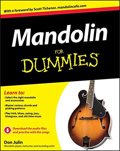 9781119942764: Mandolin for Dummies