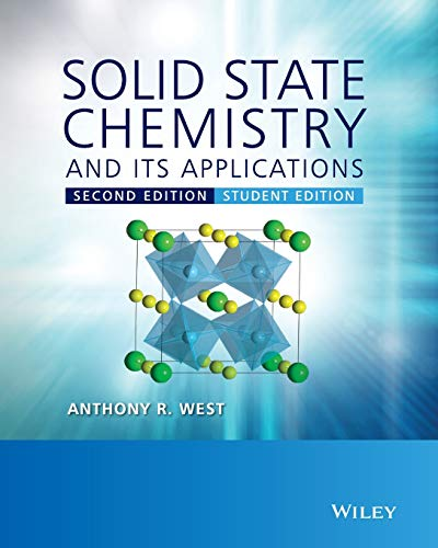 9781119942948: Solid State Chemistry: Student Edition