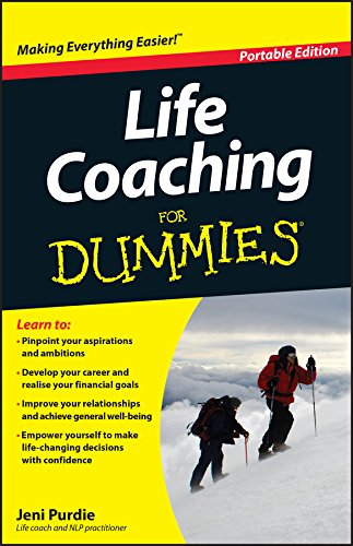 9781119945581: Life Coaching For Dummies, Portable Edition