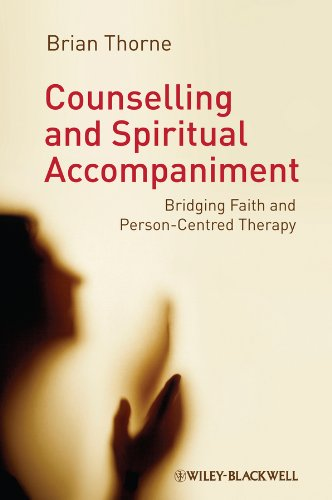 9781119950820: Counselling and Spiritual Accompaniment: Bridging Faith and Person-Centred Therapy