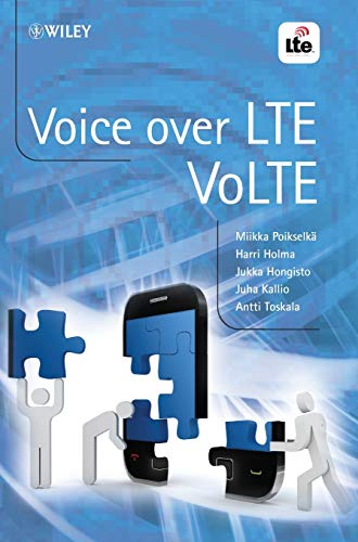 9781119951681: Voice over LTE: VoLTE