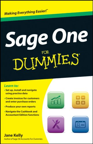 9781119952367: Sage One For Dummies