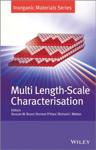 9781119953197: Multi Length-Scale Characterisation (Inorganic Materials Series)