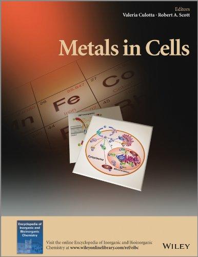 Metals in Cells: Culotta, Valeria
