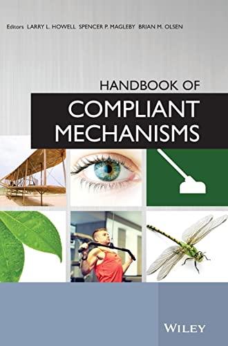9781119953456: Handbook of Compliant Mechanisms