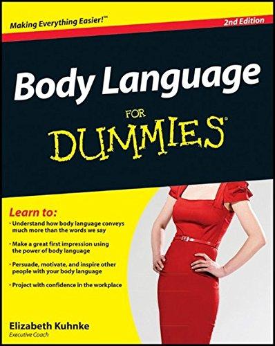 9781119953517: Body Language For Dummies