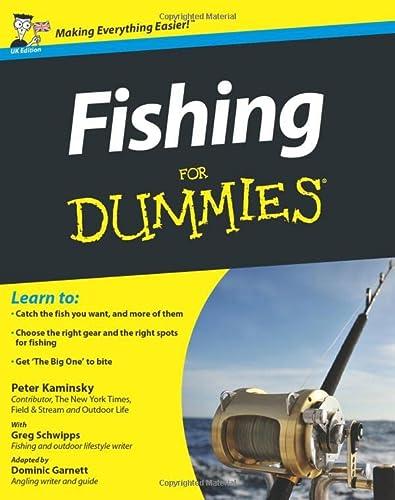 9781119953555: Fishing For Dummies