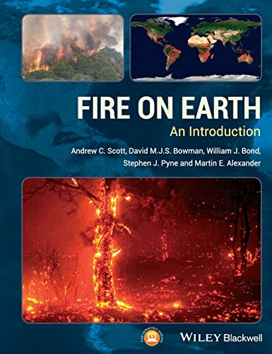 9781119953562: Fire on Earth: An Introduction