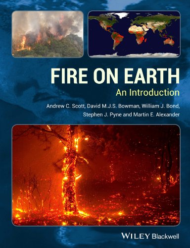 9781119953579: Fire on Earth: An Introduction